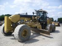 Equipment photo CATERPILLAR 16M NIVELEUSES 1