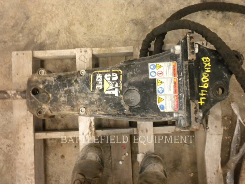 CATERPILLAR  HAMMER H35D equipment  photo 1