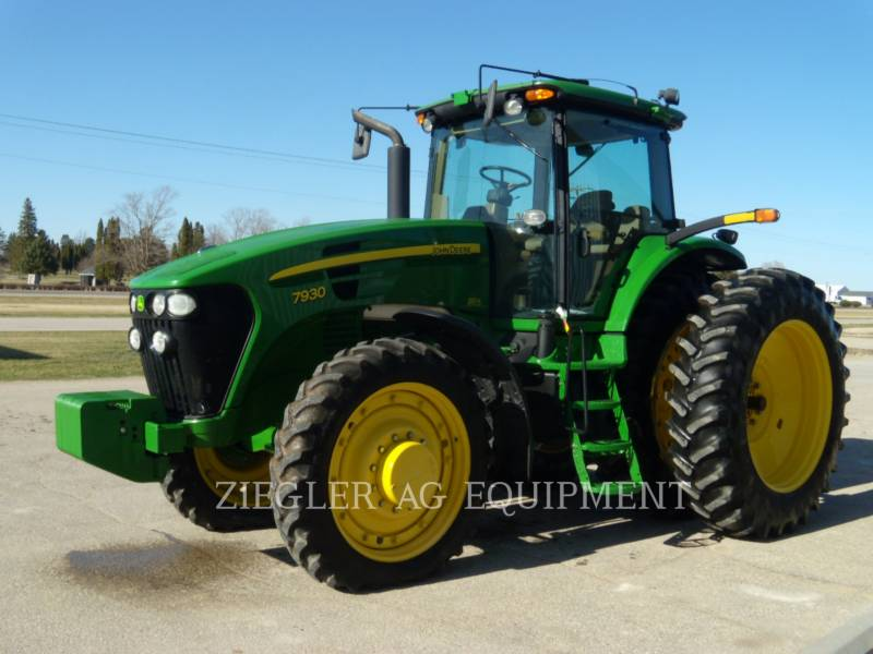 DEERE & CO. AG TRACTORS 7930 equipment  photo 1