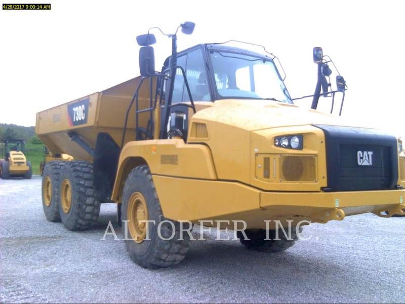 CATERPILLAR CAMIONES ARTICULADOS 730C equipment  photo 2