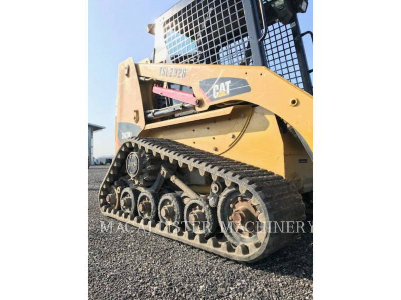 Caterpillar ÎNCĂRCĂTOARE PENTRU TEREN ACCIDENTAT 247B3 equipment  photo 11