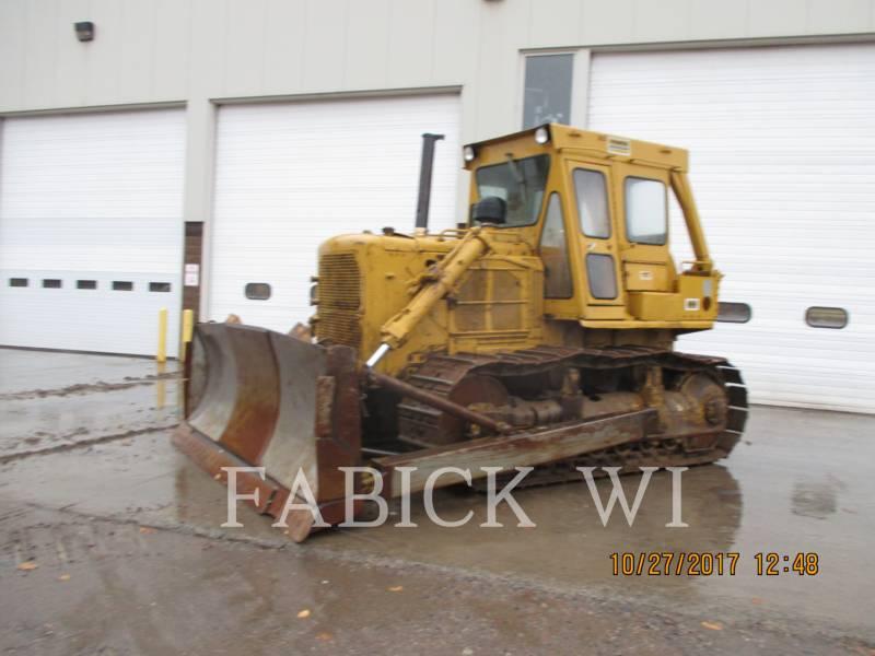 CATERPILLAR TRACK TYPE TRACTORS D7G equipment  photo 1