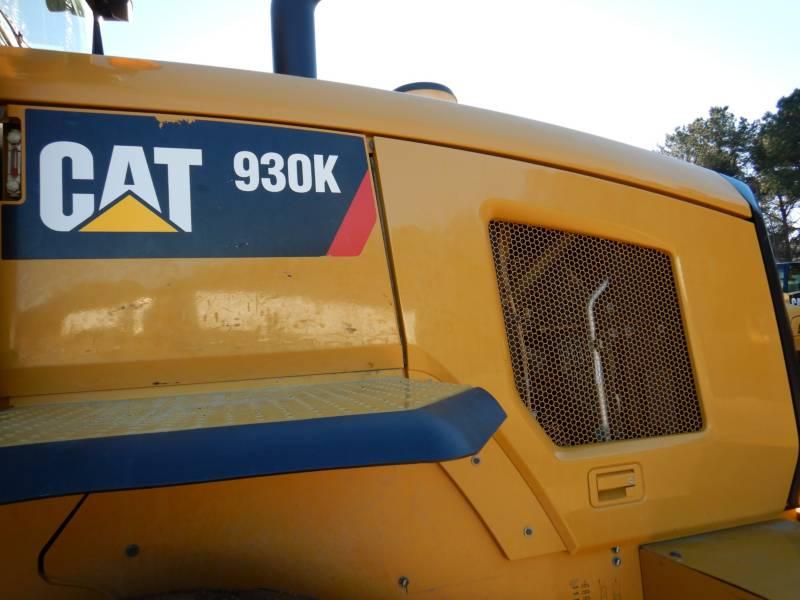 CATERPILLAR ホイール・ローダ/インテグレーテッド・ツールキャリヤ 930K equipment  photo 22