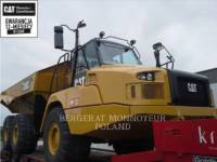 Equipment photo CATERPILLAR 730C KNICKGELENKTE MULDENKIPPER 1