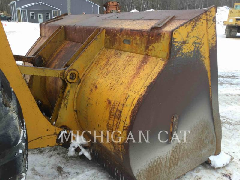 MICHIGAN CHARGEURS SUR PNEUS/CHARGEURS INDUSTRIELS 175B-C equipment  photo 22