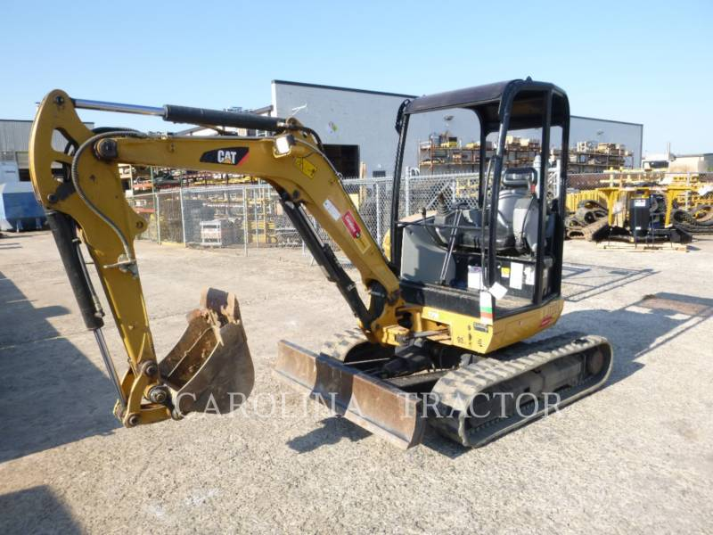 CATERPILLAR TRACK EXCAVATORS 302.7DCR equipment  photo 3