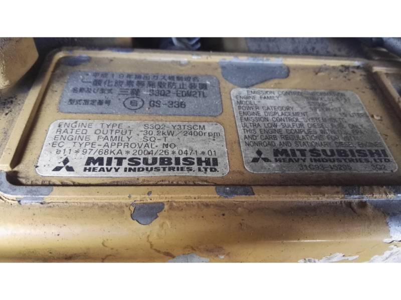 CATERPILLAR トラック油圧ショベル 304DCR equipment  photo 18