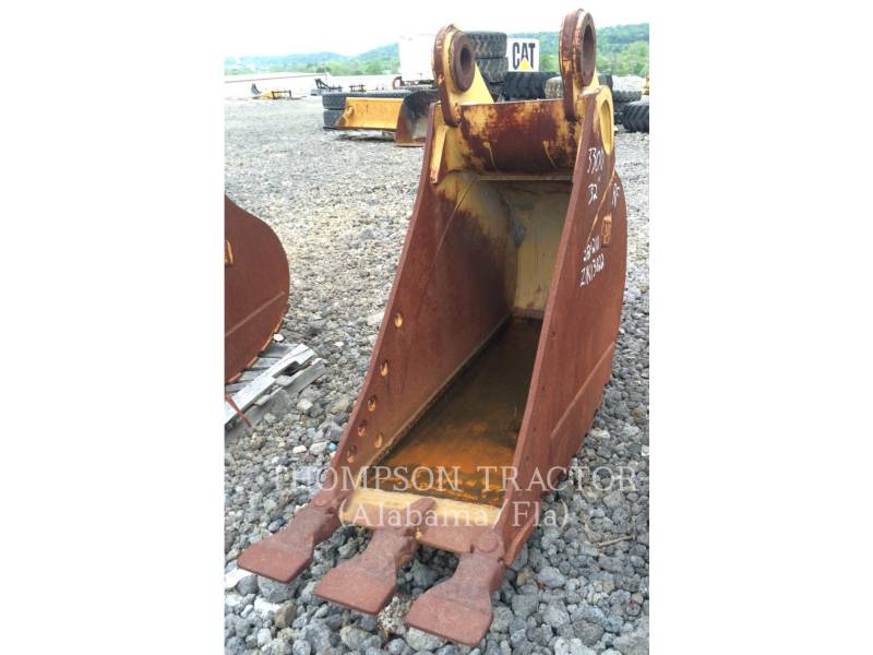 CAT WORK TOOLS (SERIALIZED) HERRAMIENTA: CUCHARÓN 324D+329D+330D+336D 32 INCH DB LINKAGE BUCKET equipment  photo 1