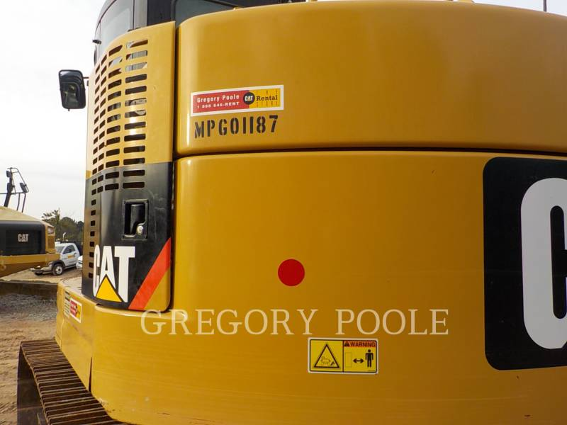 CATERPILLAR ESCAVATORI CINGOLATI 321D LCR equipment  photo 9