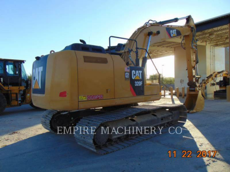 CATERPILLAR トラック油圧ショベル 320FL    P equipment  photo 2