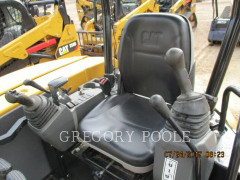 CATERPILLAR TRACK EXCAVATORS 303.5E CR equipment  photo 16