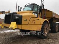 Equipment photo CATERPILLAR 740B TG KNICKGELENKTE MULDENKIPPER 1