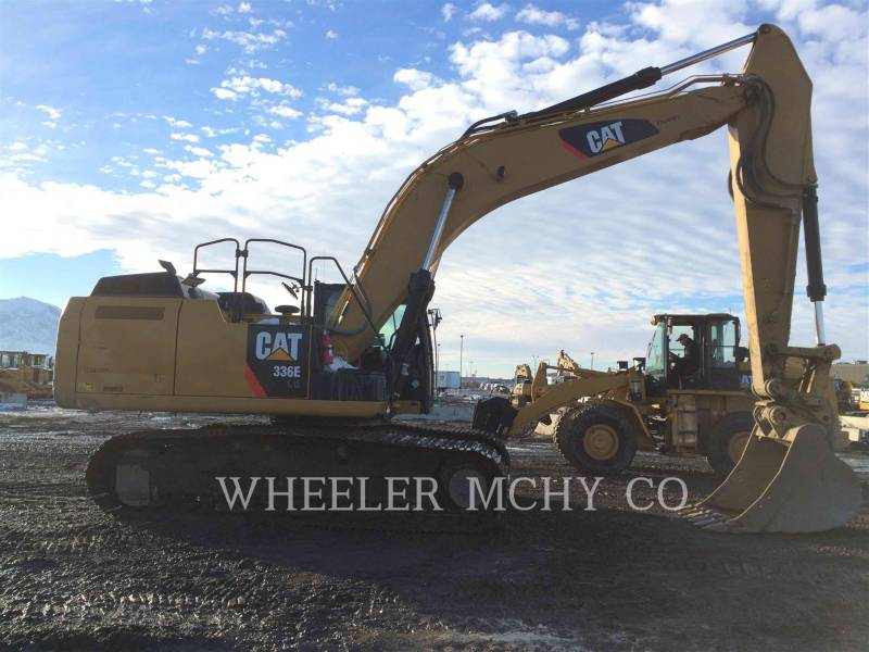 CATERPILLAR KETTEN-HYDRAULIKBAGGER 336E LH CF equipment  photo 6
