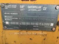 CATERPILLAR ESCAVATORI CINGOLATI 330BL equipment  photo 15