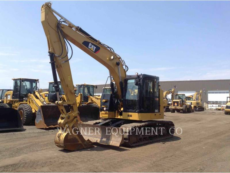 CATERPILLAR ESCAVADEIRAS 314EL CRTC equipment  photo 1