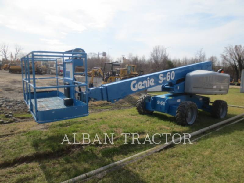TEREX CORPORATION LIFT - BOOM S-60 equipment  photo 2