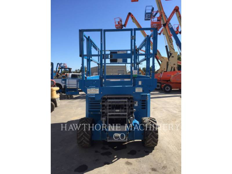 GENIE INDUSTRIES ELEVADOR - TESOURA GS2669RT equipment  photo 3