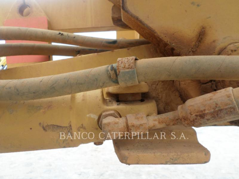CATERPILLAR MOTOR GRADERS 120K equipment  photo 12