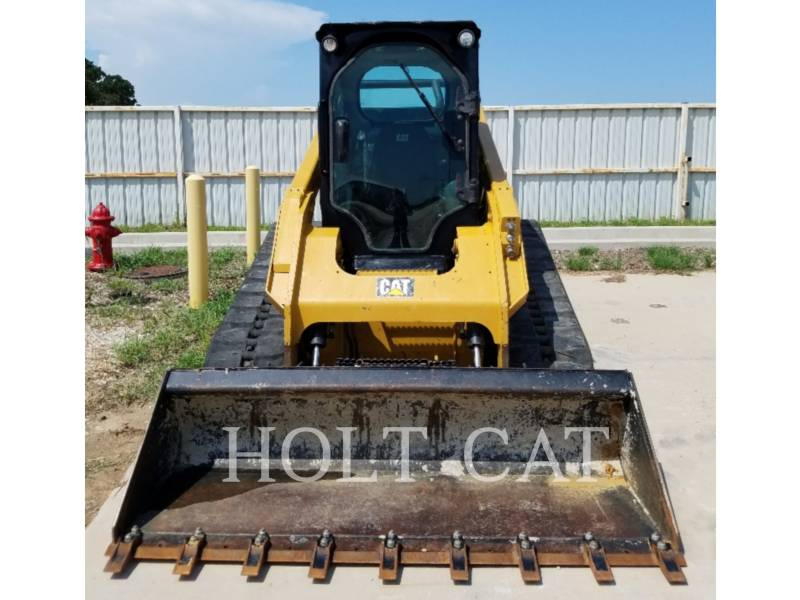 CATERPILLAR CARGADORES MULTITERRENO 299D2 equipment  photo 3