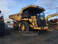 Equipment photo CATERPILLAR 773F CAMIONS ROUTIERS 1