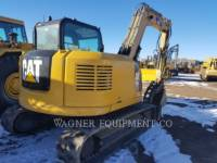 CATERPILLAR TRACK EXCAVATORS 308E2 THB equipment  photo 3