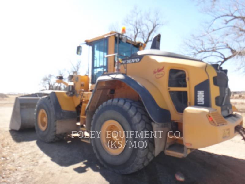 VOLVO CONSTRUCTION EQUIPMENT CHARGEURS SUR PNEUS/CHARGEURS INDUSTRIELS L180H equipment  photo 4