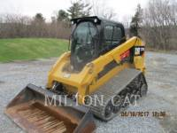 Equipment photo CATERPILLAR 277D MULTI TERRAIN LOADERS 1