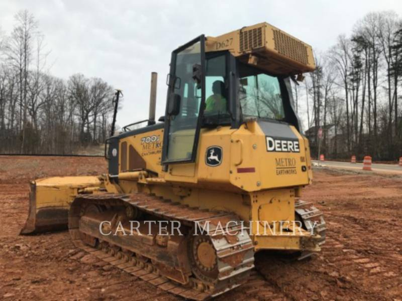 DEERE & CO. TRACTORES DE CADENAS DER 700J equipment  photo 1