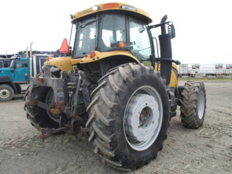 AGCO-CHALLENGER ROLNICTWO - INNE MT585D equipment  photo 5