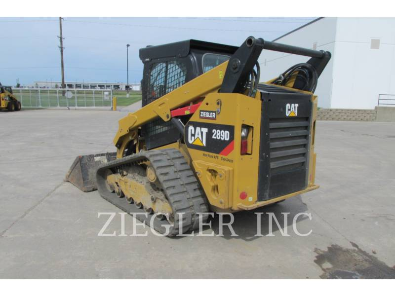 CATERPILLAR CARGADORES MULTITERRENO 289DWR equipment  photo 1