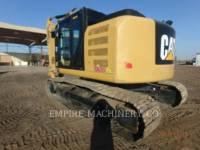CATERPILLAR PELLES SUR CHAINES 320E LRR equipment  photo 3