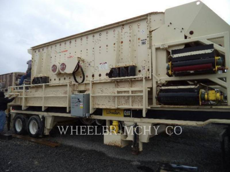 METSO SCREENS SC 7X20 MT equipment  photo 2