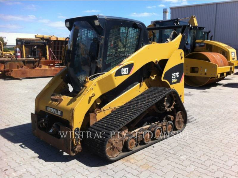 CATERPILLAR CHARGEURS COMPACTS RIGIDES 297C equipment  photo 2