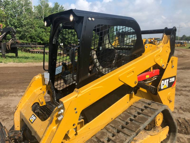 CATERPILLAR MULTI TERRAIN LOADERS 259 D equipment  photo 7