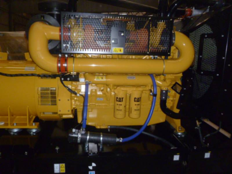 CATERPILLAR MOBILE GENERATOR SETS C18 ACERT   equipment  photo 3