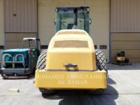 CATERPILLAR COMPACTEUR VIBRANT, MONOCYLINDRE LISSE CS 74 equipment  photo 3