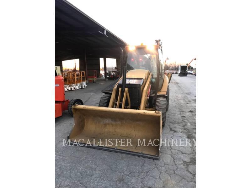 CATERPILLAR KOPARKO-ŁADOWARKI 420FST equipment  photo 3