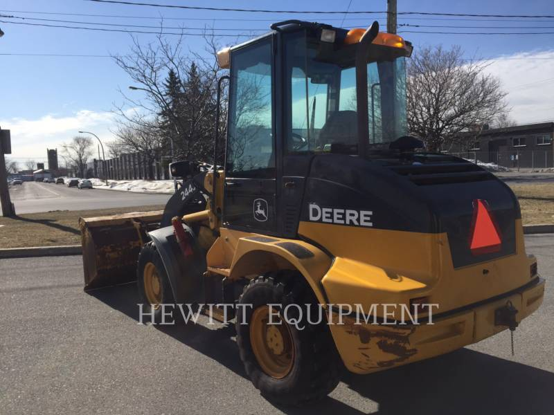 JOHN DEERE WHEEL LOADERS/INTEGRATED TOOLCARRIERS 244J equipment  photo 2