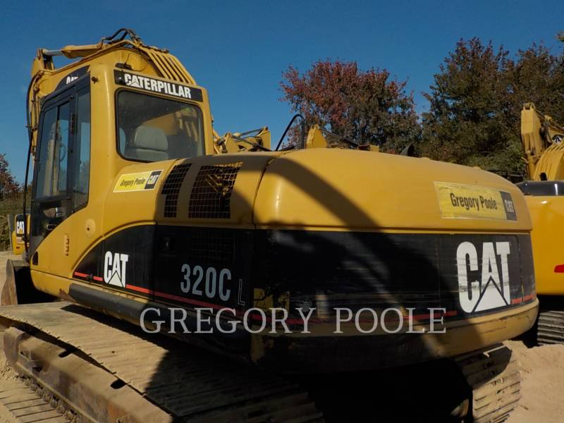 CATERPILLAR TRACK EXCAVATORS 320C L equipment  photo 8