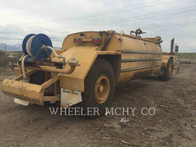 CATERPILLAR MOTOESCREPAS WT 613C WW equipment  photo 6
