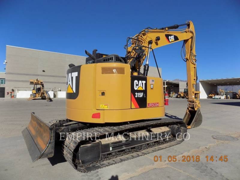 CATERPILLAR EXCAVADORAS DE CADENAS 315FL    P equipment  photo 2