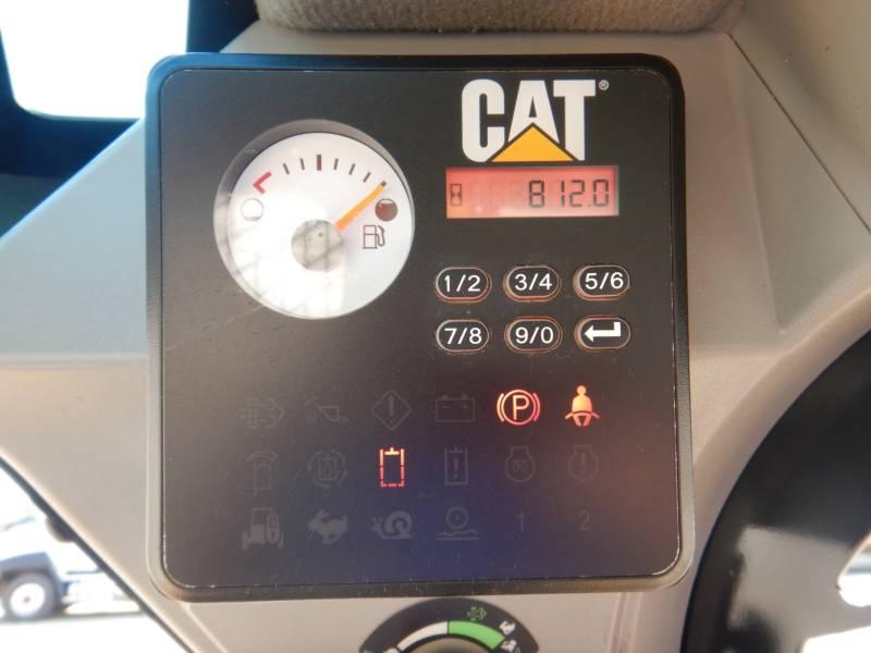 CATERPILLAR CARGADORES MULTITERRENO 259 D equipment  photo 14