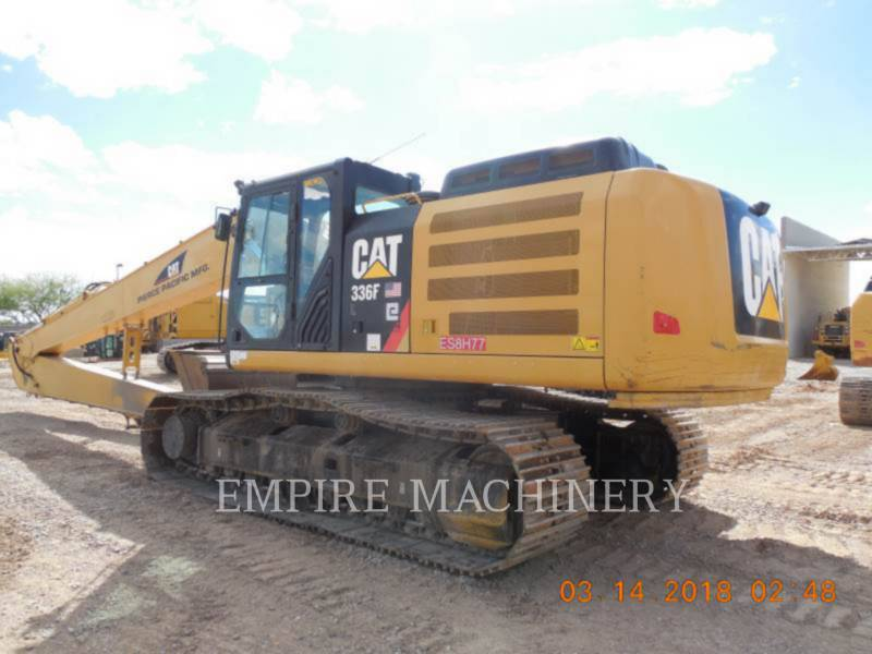 CATERPILLAR KETTEN-HYDRAULIKBAGGER 336FL equipment  photo 3
