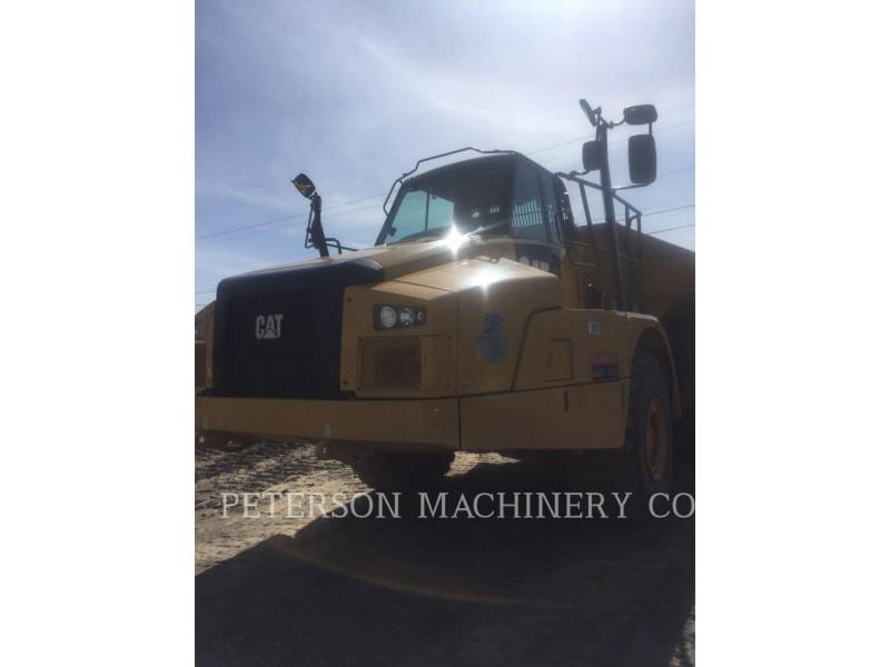 CATERPILLAR CAMIONES ARTICULADOS 735C equipment  photo 1