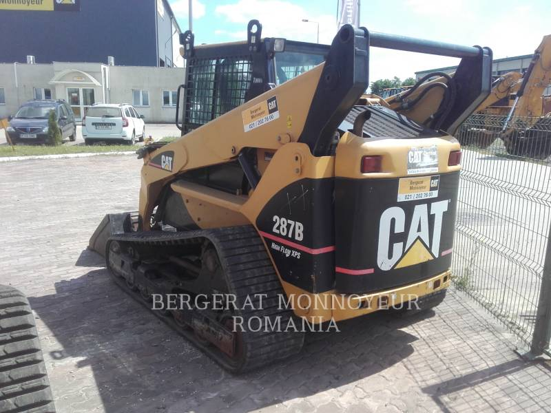 CATERPILLAR CARGADORES MULTITERRENO 287B equipment  photo 5
