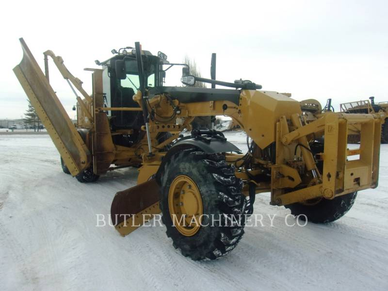 Caterpillar AUTOGREDERE 140M2AWD equipment  photo 2
