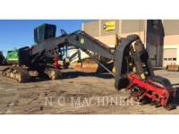 Equipment photo JOHN DEERE 2054 FOREST MACHINE 1