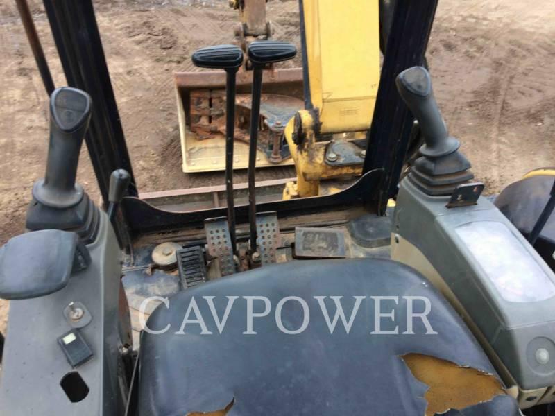 CATERPILLAR TRACK EXCAVATORS 304CR equipment  photo 12