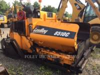 Equipment photo LEE-BOY 8510C ASPHALT PAVERS 1