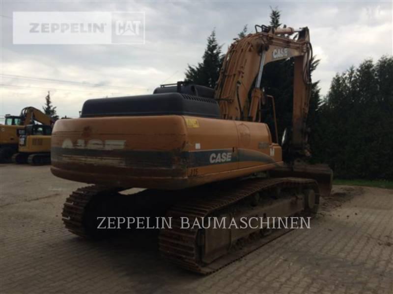 CASE KETTEN-HYDRAULIKBAGGER CX290 equipment  photo 6